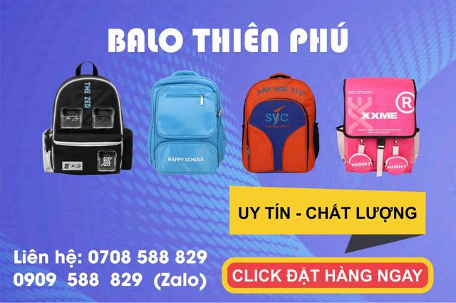 Công ty túi xách Thiên Phú
