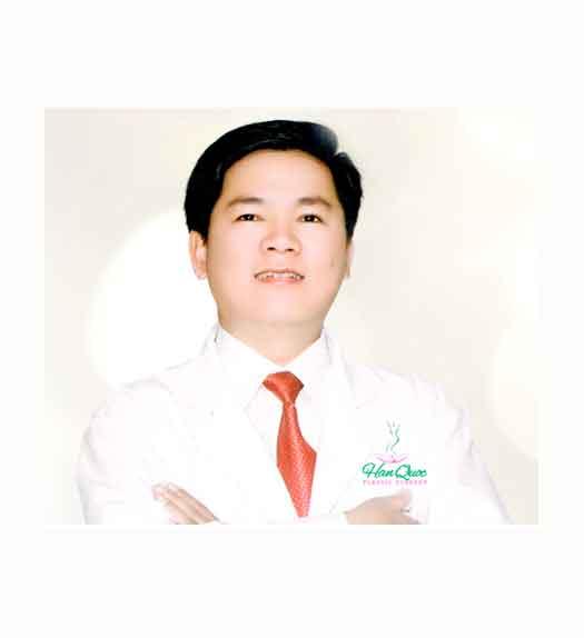 Giám đốc thẫm mỹ Hàn Quốc