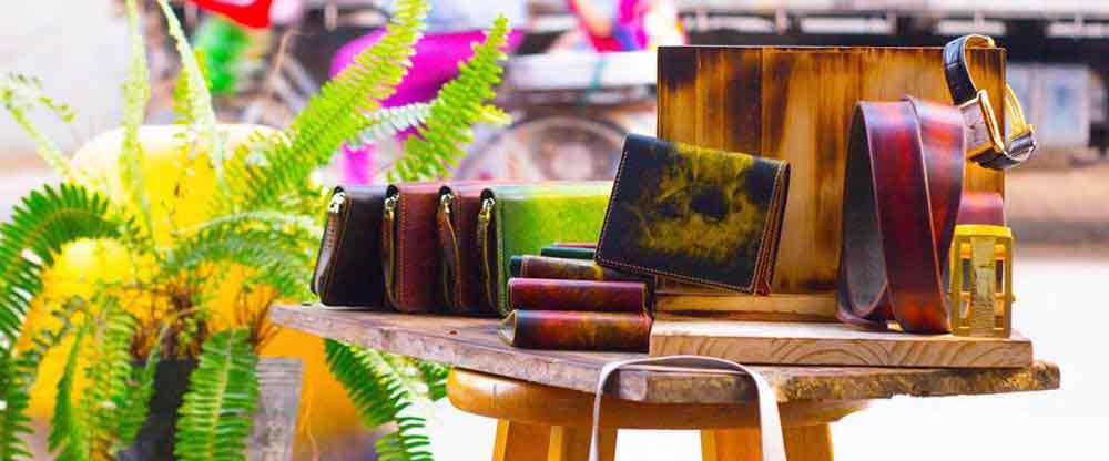 Xưởng sản xuất ví da Thiên Phú