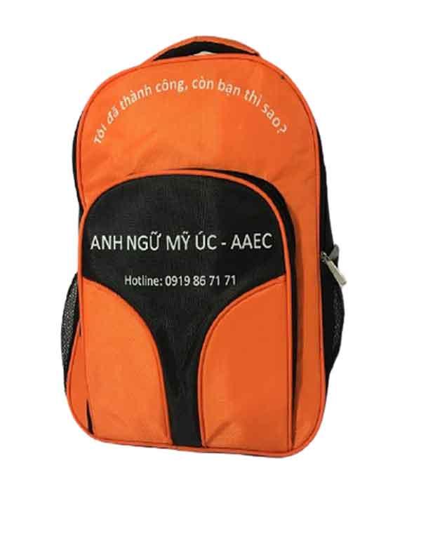Balo anh ngữ Mỹ Úc AAEC