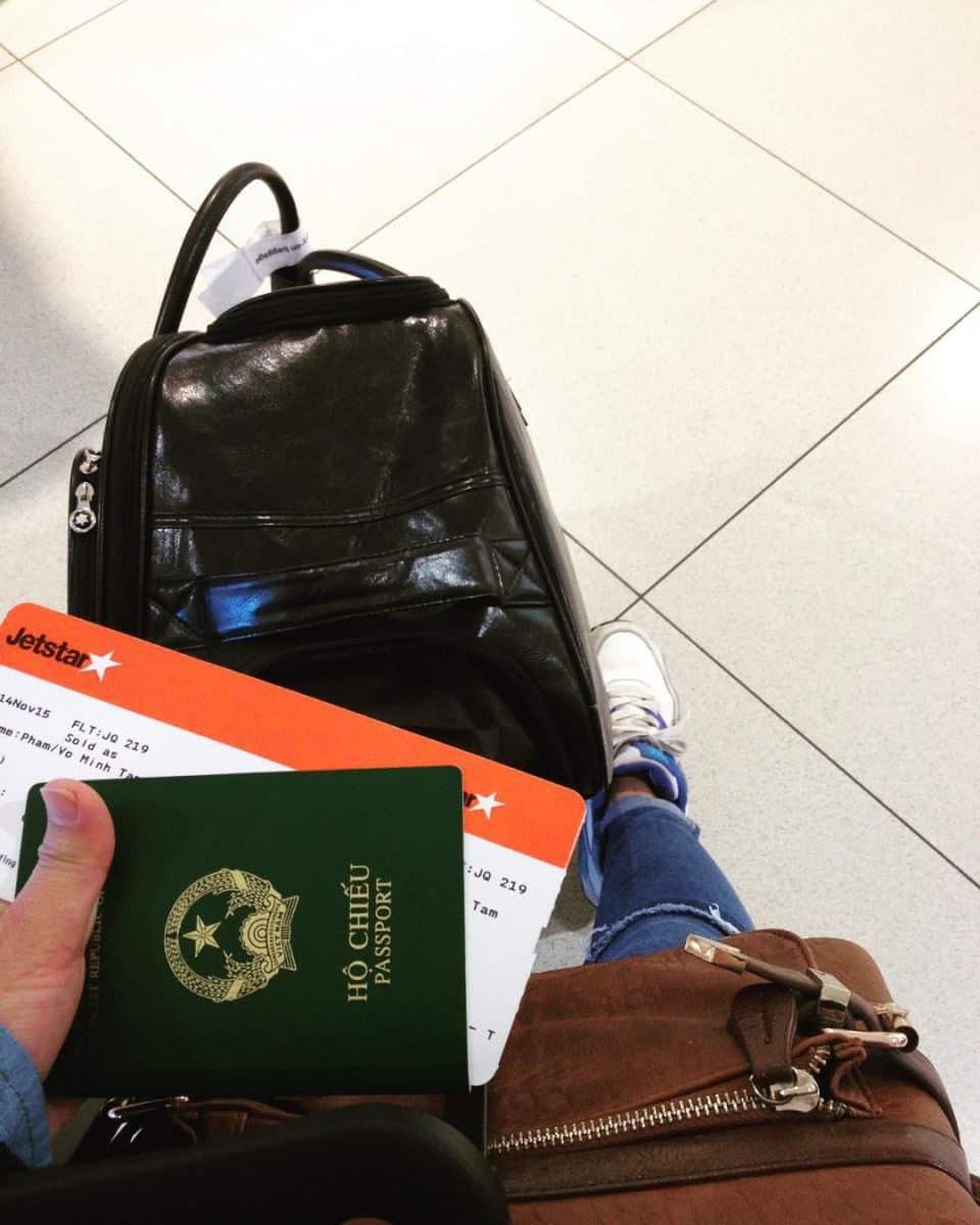 Quy định hành lý xách tay lên máy bay hãng Jetstar