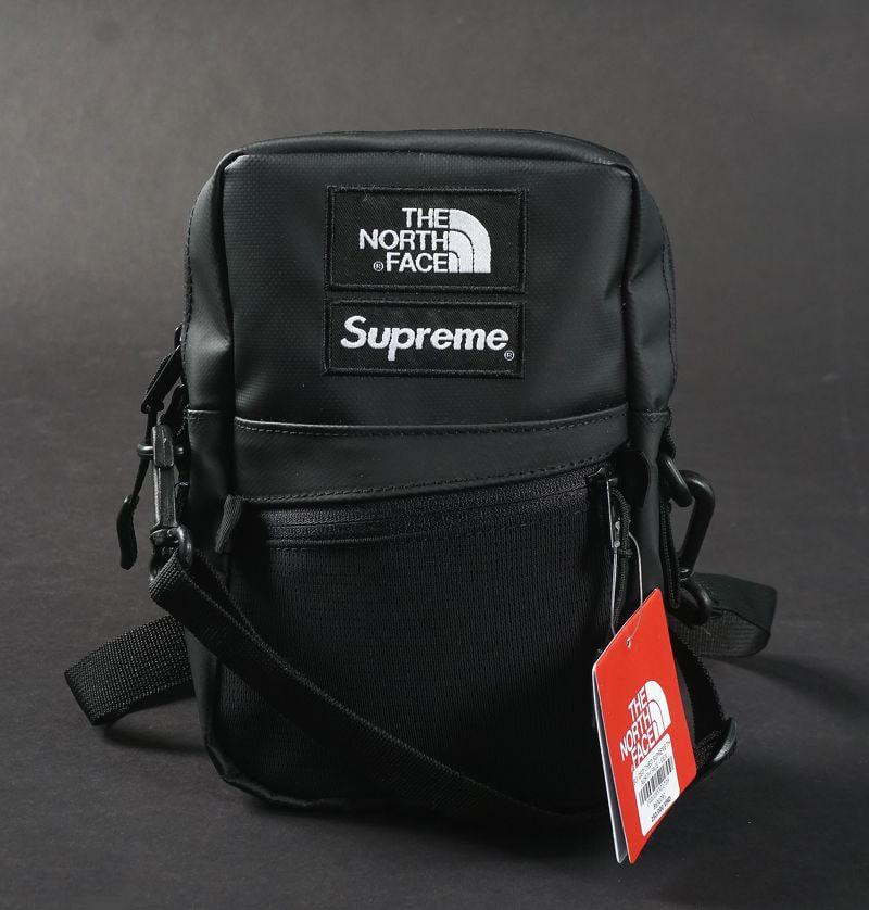 Túi cặp đeo chéo Supreme X The North Face cho nam-min