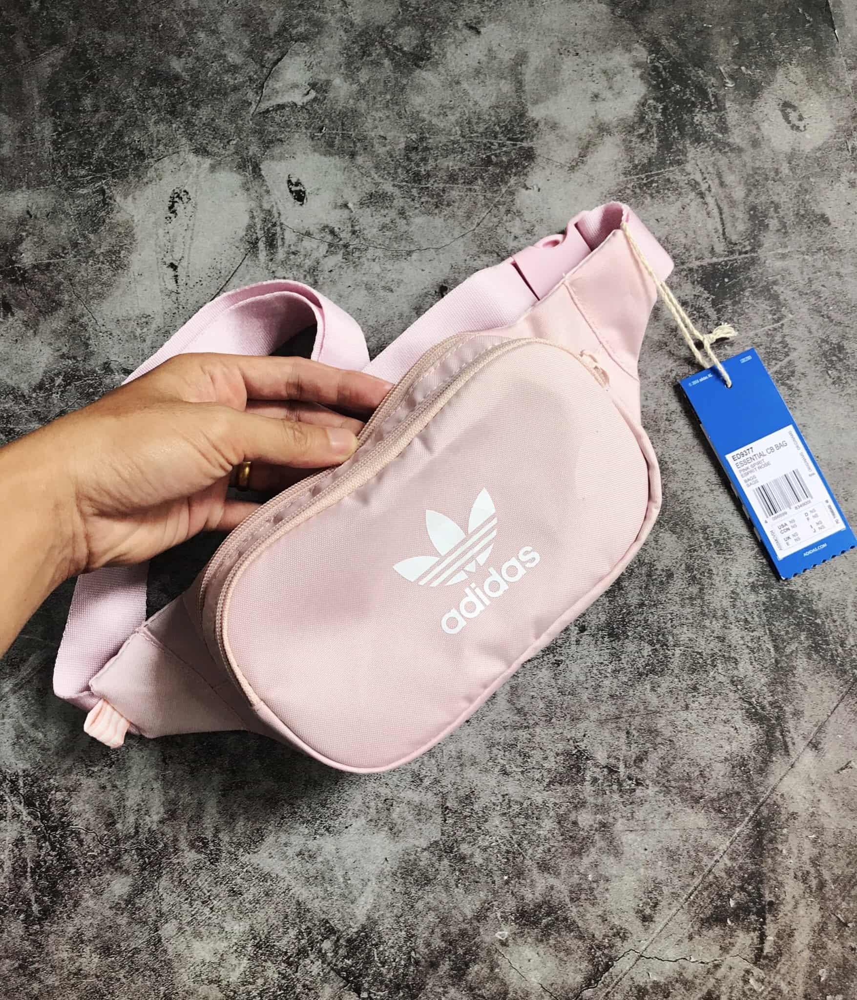 Túi đeo chéo đựng điện thoại nữ hãng Adidas-min